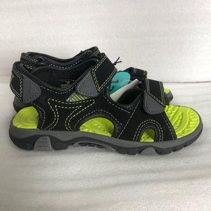 NWT Boys Khombu River Sandal Adjustable Velcro